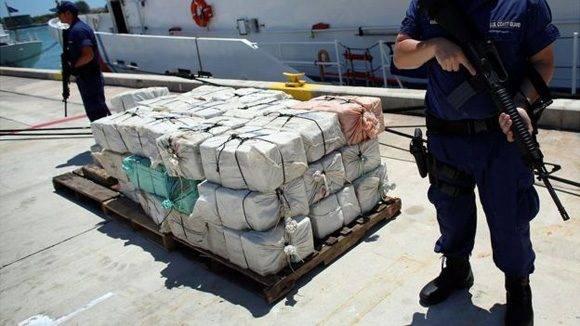 A pesar de los decomisos, centenares de toneladas de drogas siguen entrando cada año a Estados Unidos. Foto Getty.