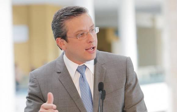El gobernador puertorriqueño, Alejandro García Padilla. Foto: es.panamapost.com
