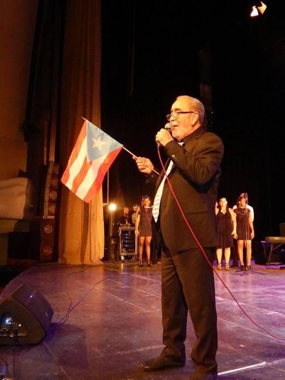 Andy Patriota Puertorriqueño. Foto: Adán Iglesias / Cubadebate