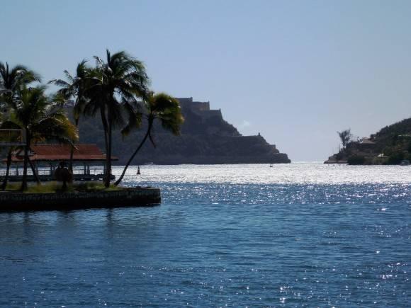 Bahía de Santiago de Cuba. Foto: José Alberto Zayas / Cubadebate