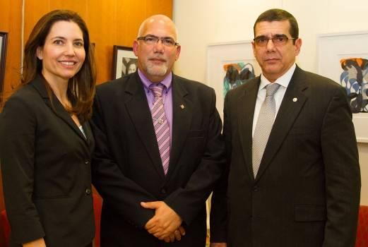 Becalli delegacion cubana en EEUU. Foto CubaMinrex