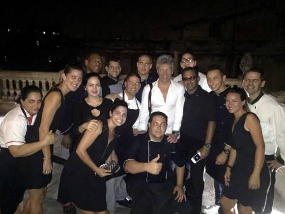 Bon Jovi, otro músico famoso que visita este año a Cuba