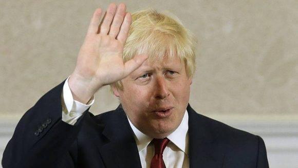 Boris Johnson, exalcalde de Londes, sorprendióa todo el Reino Unido al no portularse como candidato a sustituir al actual primer ministro, David Cameron. Foto: Quality.