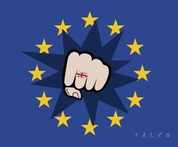 Brexit won
