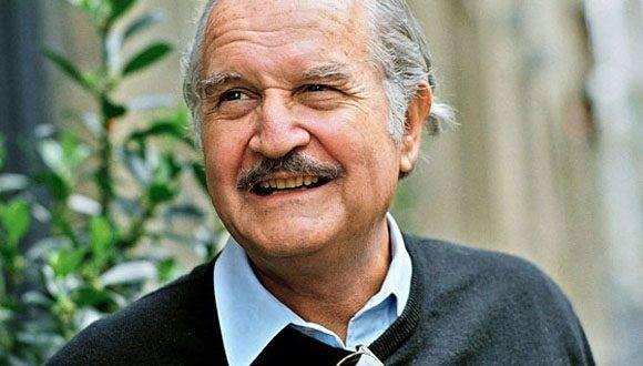 Carlos Fuentes. Foto tomada de The Economist.