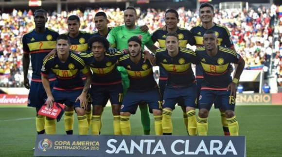Colombia gana 2-0 a eeuu