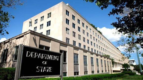 Departamento de Estado de los EE.UU.