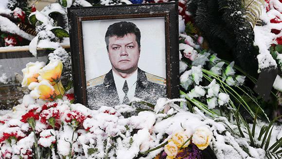 El piloto ruso Oleg Peshkov falleció debido al derribo de los turcos. Foto: Maxim Zmeev/ Reuters.