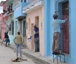 En Sancti Spíritus se han remozado unas 10 000 viviendas aisladas. Foto Vicente Brito Escambray.