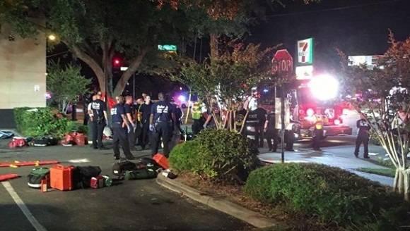Matanza en bar de Orlando deja un saldo de 50 muertos y 53 heridos