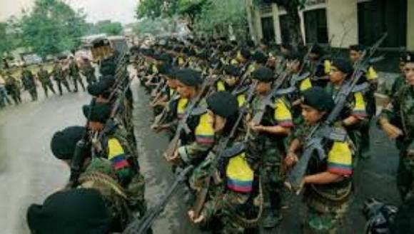 FARC militares
