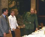 Fidel y España