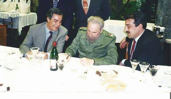 Fidel Castro´s Spanish roots on upcoming photo exhibit