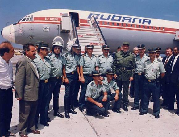 Fidel y España2