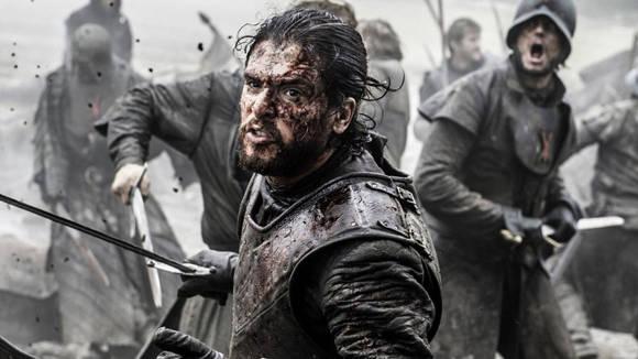 """La famosa serie """"Juego de Tronos"""" se ve afectada por el Bretix. Foto: HBO."""