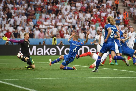 Islandia Inglaterra