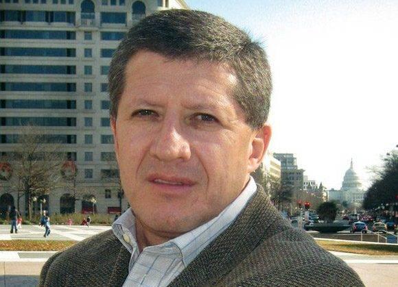 Jesús Esquivel es periodista del semanario mexicano Proceso y autor del libro La DEA en México. Foto: Grijalbo.