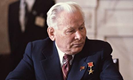Konstantin Chernenko.