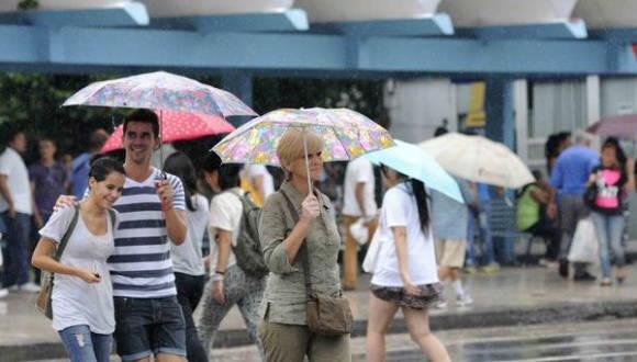 Afirma experto que octubre fue un mes de pocas precipitaciones