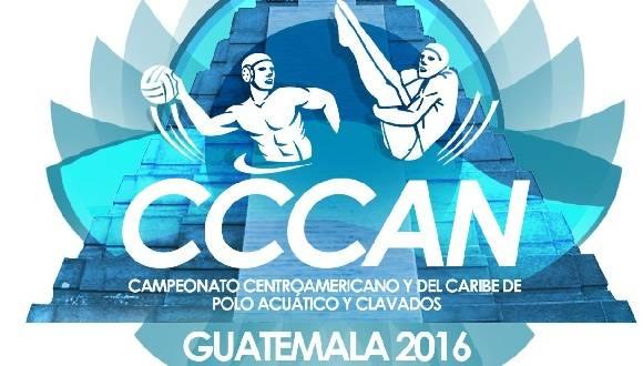 Logo CCCAN Polo Acuático y Clavados 2016