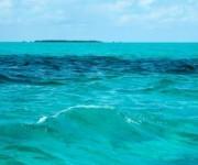 Las aguas caribeñas son conocidas por su tranquilidad, pero en el Mar Caribe se encontró un sonido peculiar. Foto: Thinkstock.