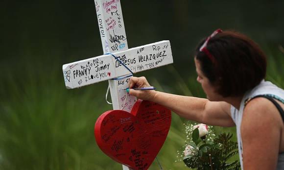 Masacre en Orlando-AFp
