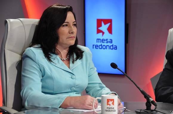 Leticia Morales González, Vicepresidenta Económico Financiero del grupo empresarial Cimex.