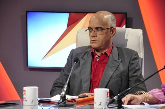 El Director General de Ventas de Mercancías del Mincin, Francisco Silva Herrera.
