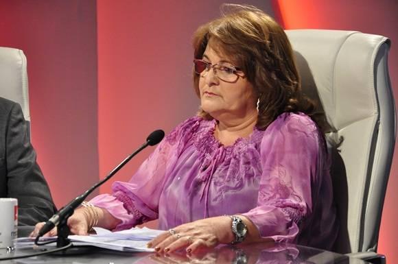 La directora económica de TRD, Maray Abreu Valdés.