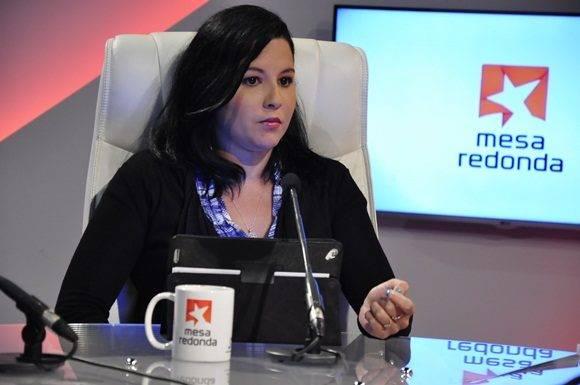 Wendy Wong, especialista principal del grupo de Estudio de Videojuegos y Materiales Audiovisuales (EVIMA)