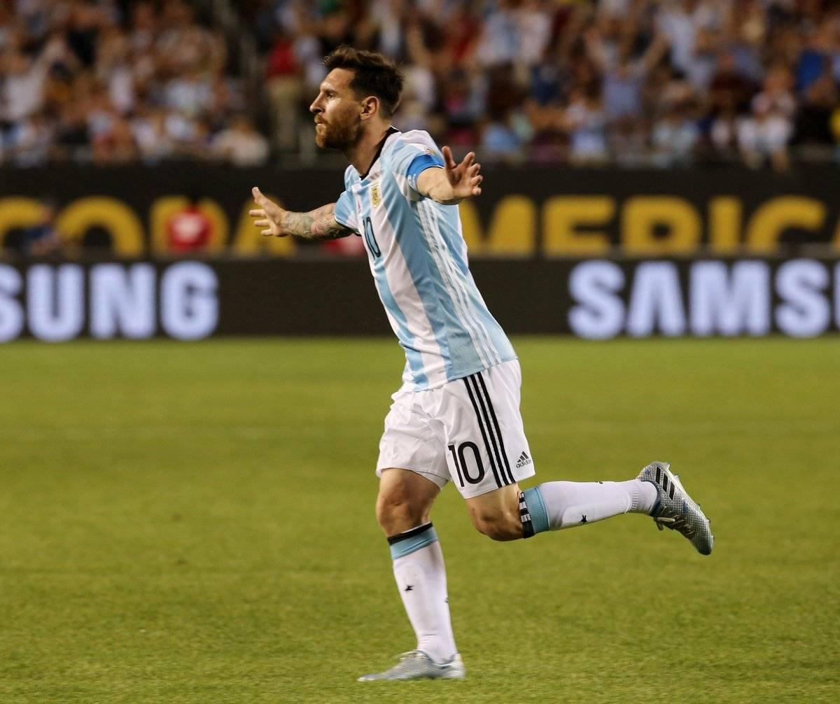 Copa am rica argentina golea a panam 5 0 con triplete de for Noticias famosos argentina