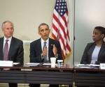 Obama Consejo de Exportacion Casa Blanca 1