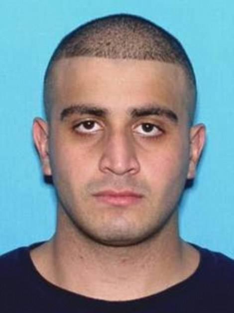 Omar Mateen, 29, el asesino de Orlando