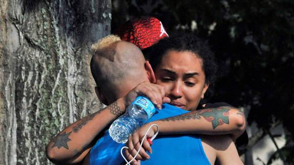 Orlando, en el estado de Florida, es una ciudad en luto. Foto: Steve Nesius/ Reuters.