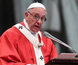 Papa Francisco bendice a afectados por Matthew en Guantánamo