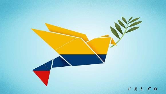 Paz en Colombia 580