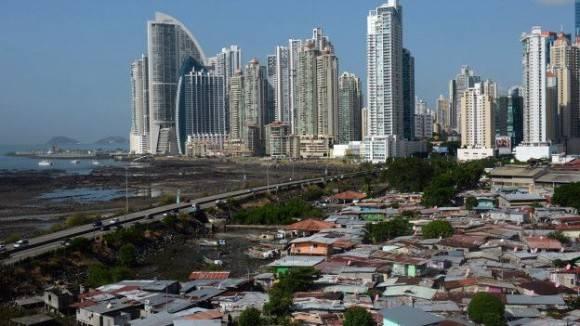 Pese al crecimiento económico de la última década, en Panamá son visibles las desigualdades. Foto: Getty.