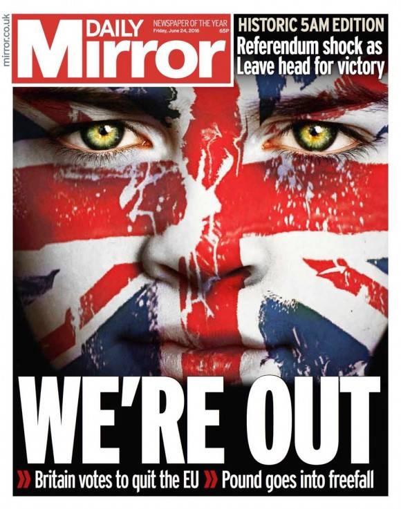 Reino Unido fuera de la UE