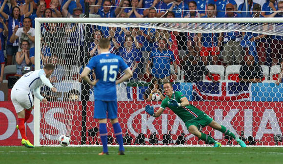Rooney Inglaterra Eurocopa