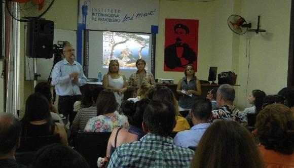El XI Seminario Periodismo y Turismo celebrado en La Habana abrió sus puertas al debate. Foto: Susana Tesoro/ Cubadebate.