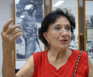 Thelvia Marín Mederos. Santi Spiritus, 28 agosto de 1922-La Habana, 25 junio del 2016