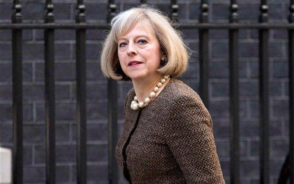 Theresa May, la ministra del interior, queda como favorita para sustituir a Cameron. Foto: Reuters/Neil Hall.