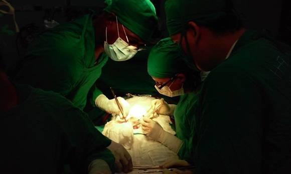 Tal resultado es fruto del desvelo de la medicina cubana por mejorar la calidad de vida de los pacientes que sufren insuficiencia renal crónica. Foto: Oliver Zamora Oria.