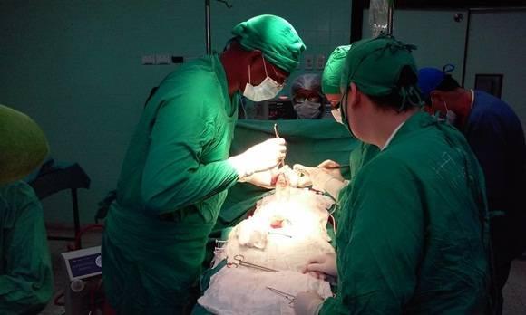 Tratamiento renal + operación 2