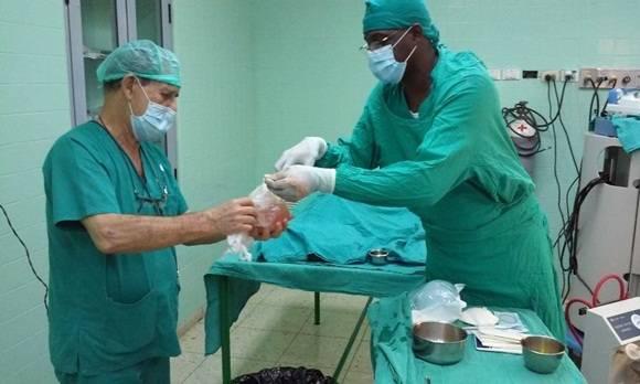 Tratamiento renal + operación 4