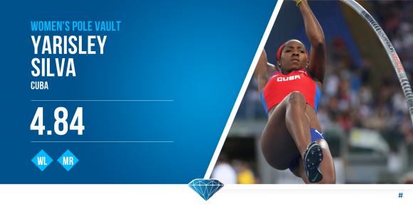 Foto: Cuenta en Twitter de la Liga de Diamantes de la IAAF