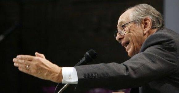 Alvin Toffler. Foto: Reuters