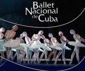 Actuará en ciudad mexicana de Mérida el Ballet Nacional de Cuba con sus primeras figuras