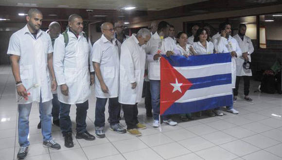 Cuba seguirá participando en el Programa Más Médicos