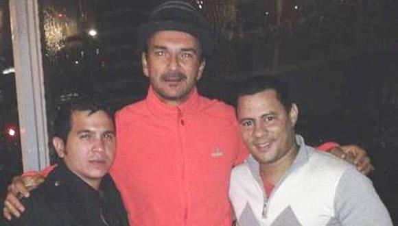 Buena Fe y Ricardo Arjona.